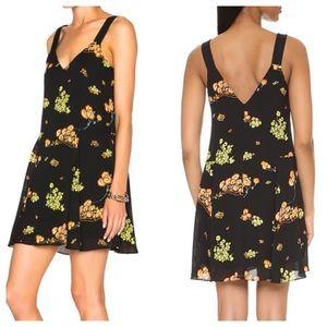 A.L.C Serena Silk Dress